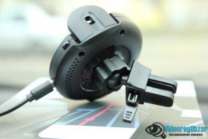 автомобильная беспроводная зарядка с сенсорным механическим захватом QCYBER AUTOMATIC 4