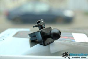 автомобильная беспроводная зарядка с сенсорным механическим захватом QCYBER AUTOMATIC 6