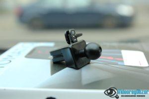 автомобильная беспроводная зарядка с сенсорным механическим захватом QCYBER AUTOMATIC 8