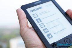 электронная книга digma r61M 2
