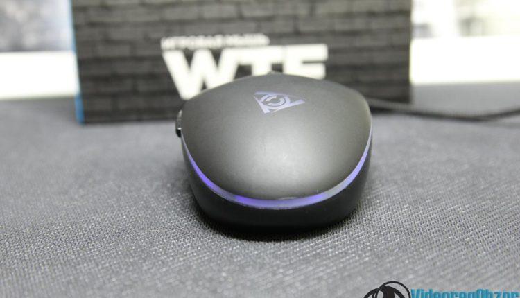 Игровая Мышка QCYBER WTF обзор 4
