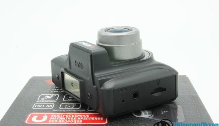 видеорегистратор с радар детектором Artway MD 106 COMBO внешний вид 10