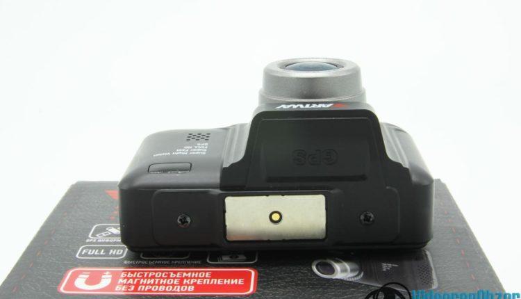 видеорегистратор с радар детектором Artway MD 106 COMBO внешний вид 9