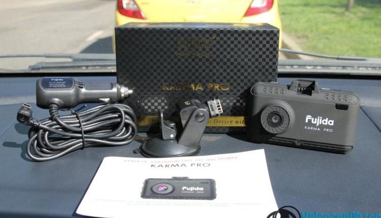 Fujida Karma Pro WiFi комплект поставки 1