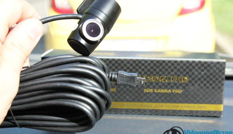 Fujida Karma Pro WiFi ZOOM вторая камера 8