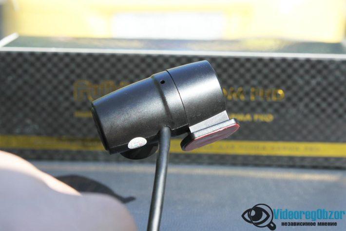 Fujida Karma Pro WiFi ZOOM вторая камера 7
