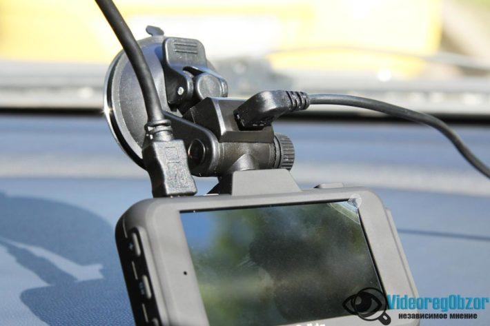 Fujida Karma Pro WiFi ZOOM вторая камера 9