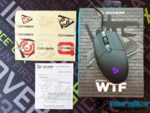 Мышка QCYBER WTF комплект