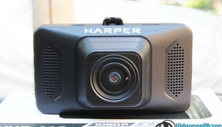Обзор видеорегистратора harper DVHR 410 1