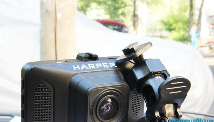 Обзор видеорегистратора harper DVHR 410 11