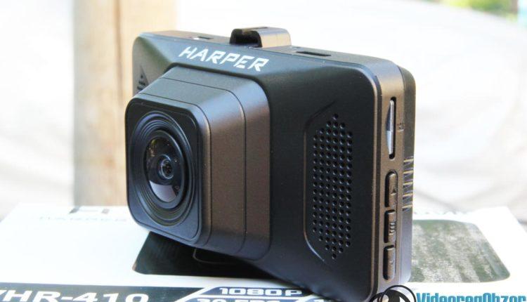 Обзор видеорегистратора harper DVHR 410 2