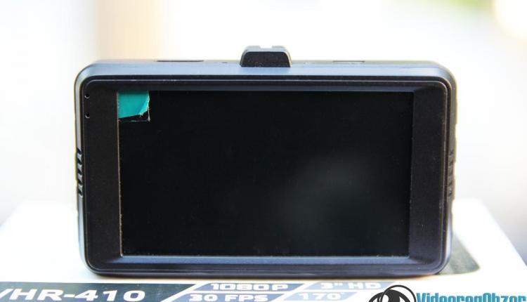 Обзор видеорегистратора harper DVHR 410 5
