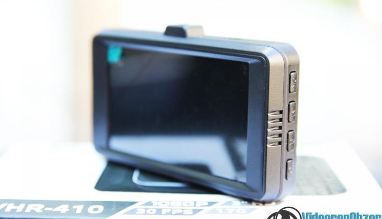 Обзор видеорегистратора harper DVHR 410 6