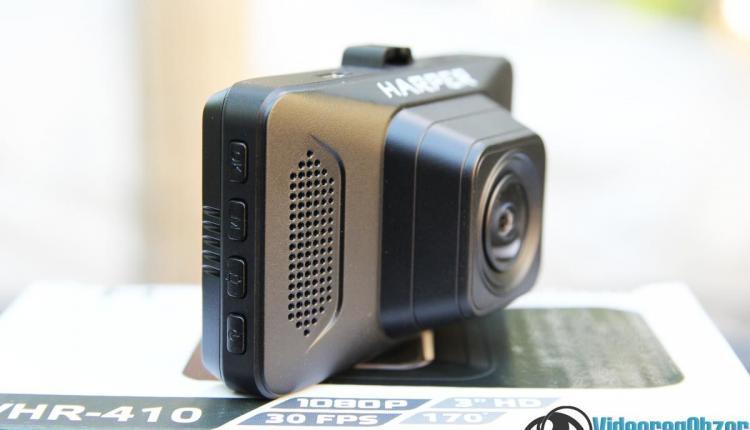 Обзор видеорегистратора harper DVHR 410 8