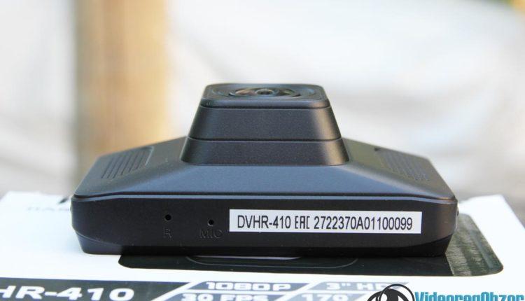 Обзор видеорегистратора harper DVHR 410 9