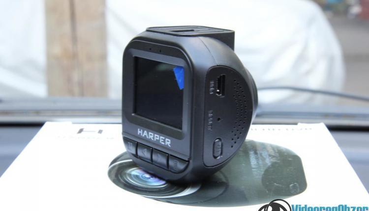 HARPER DVHR 430 видеорегистратор 7