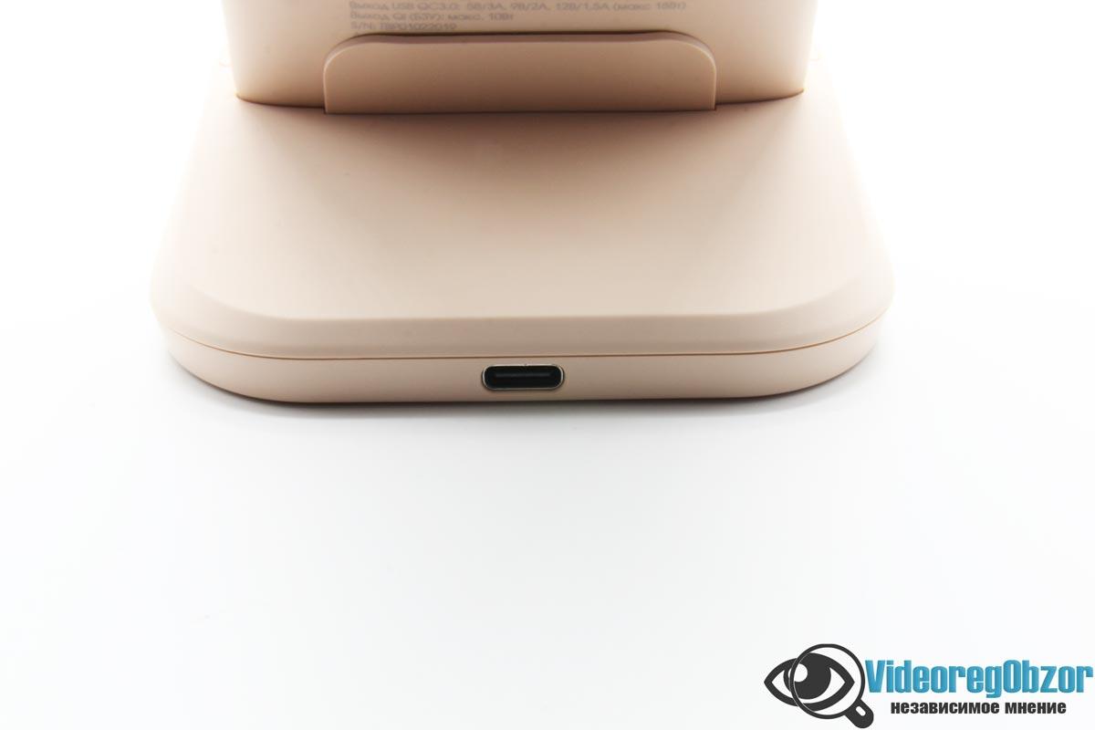 Обзор беспроводной портативного аккумулятора зарядки Interstep 10DQi 21