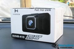Обзор видеорегистратора harper DVHR 410 упаковка 4