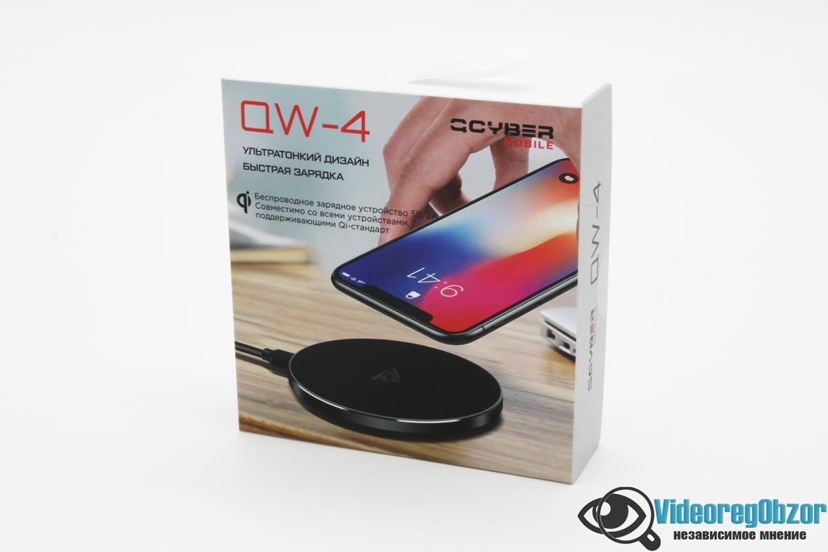 Орбзор Qcyber QW 4 2