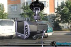PlayMe P600SG в машине 5