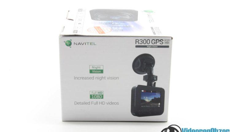 NAVITEL R300 GPS Упаковка 1