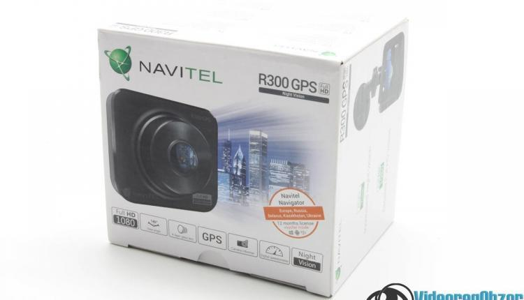 NAVITEL R300 GPS Упаковка 2