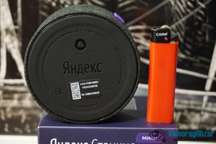 «Яндекс.Станция Мини» колонка 6