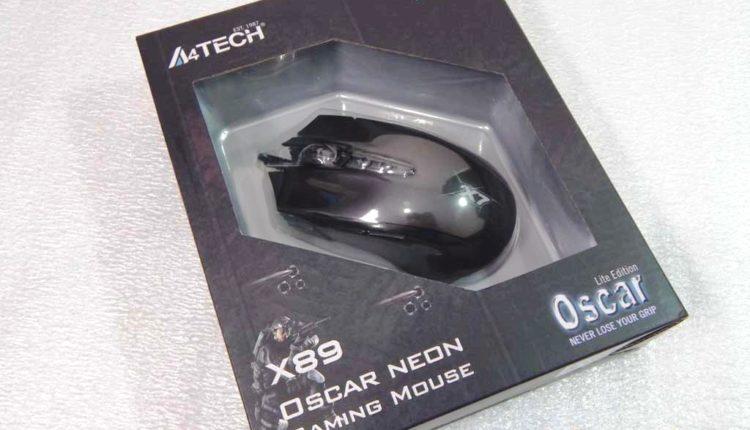 A4Tech X89