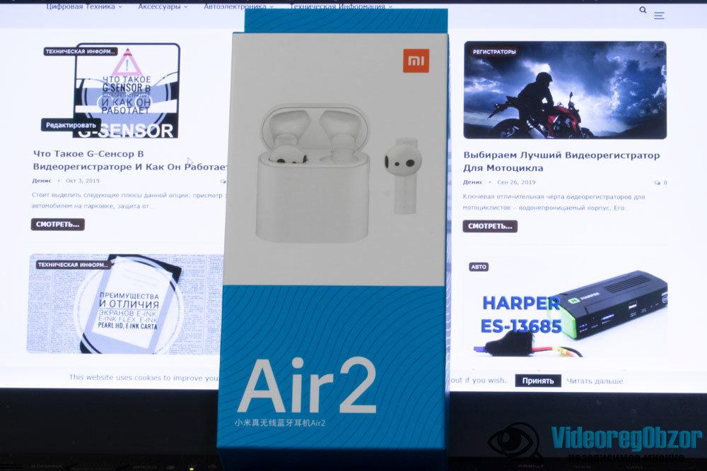 Xiaomi Air2 Mi True Wireless Earphones Xiaomi Mi AirDots Pro 2 12