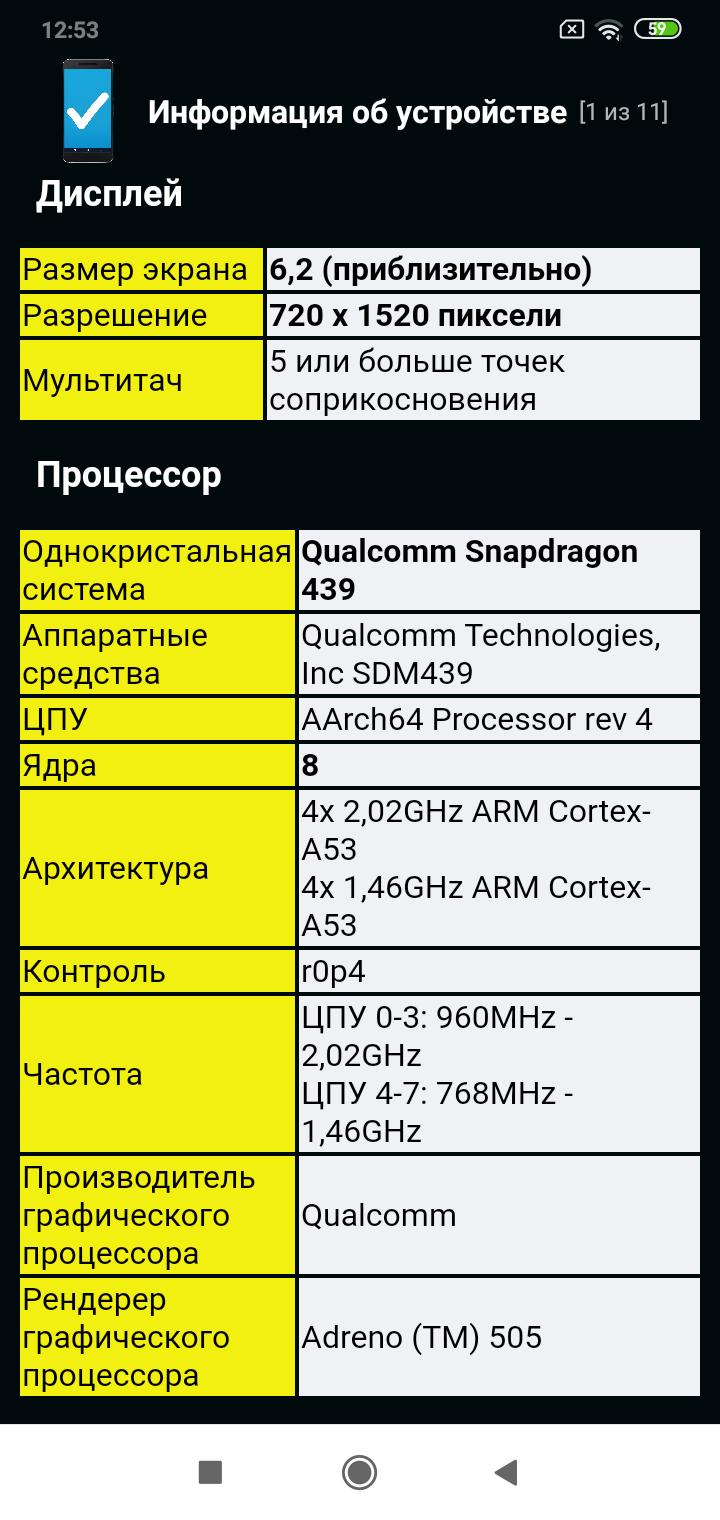 Тест телефона v12 3 VideoregObzor Обзор смартфона Xiaomi Redmi 8 4/64GB