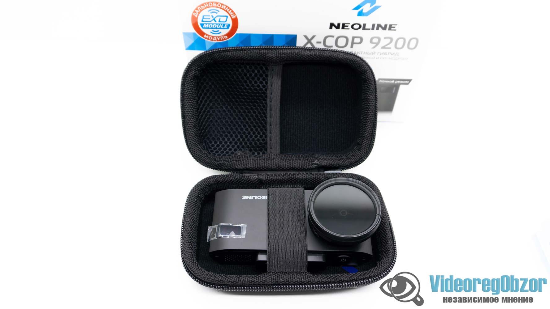 Neoline X COP 9200 обзор 4 VideoregObzor Neoline X-COP 9200: обзор видеорегистратора с радар-детектором