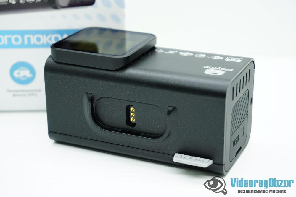 PlayMe TIO S обзор видеорегистратора 8 VideoregObzor Обзор видеорегистратора Playme TIO S