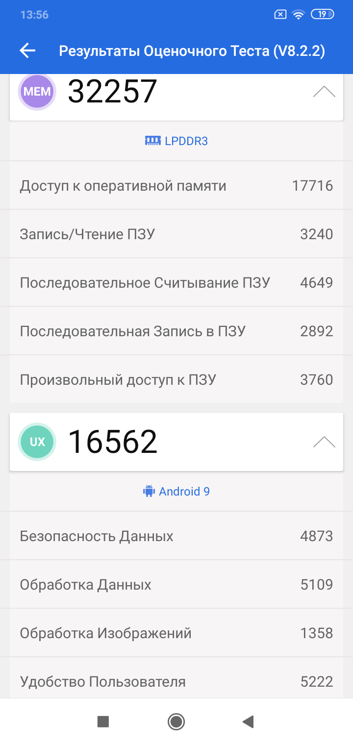 Redmi 8 test aida64 4 VideoregObzor Обзор смартфона Xiaomi Redmi 8 4/64GB