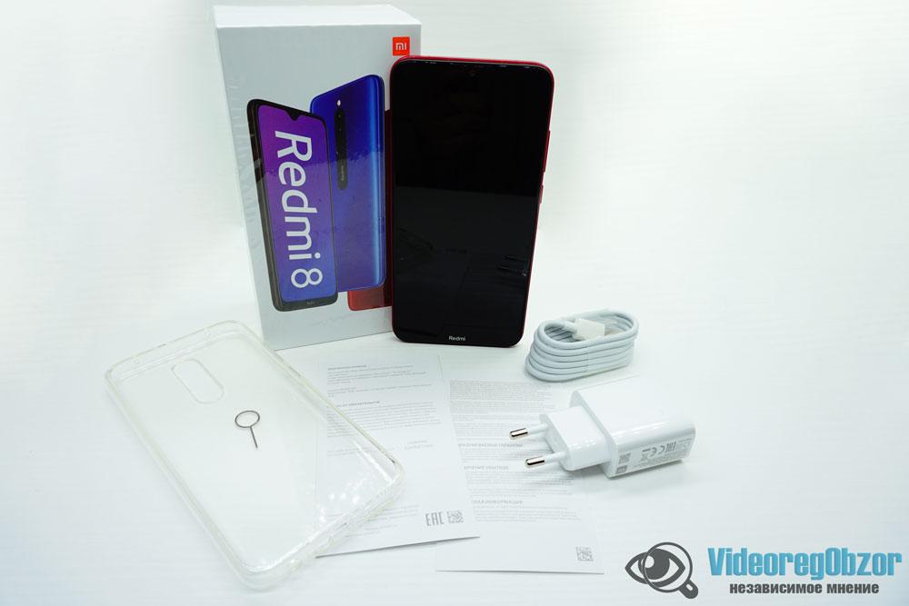 Xiomi Redmi 8 1 VideoregObzor Обзор смартфона Xiaomi Redmi 8 4/64GB