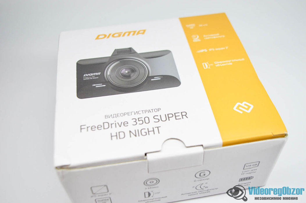 Digma FreeDrive 350