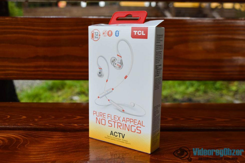 TCL ACTV100BTWT-EU
