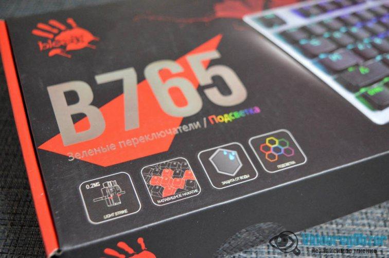 A4Tech Bloody B765