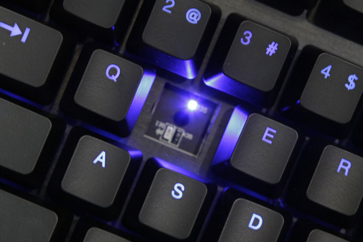 opticheskaja klaviatura