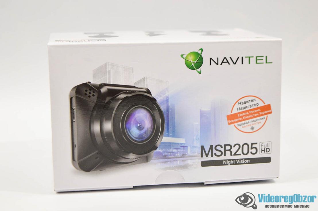 NAVITEL MSR205