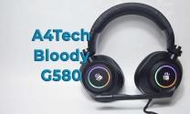 Обзор компьютерной гарнитуры A4Tech BLOODY G580 с виртуальным объемным звуком 7.1