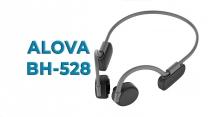 Беспроводные наушники ALOVA BH-528 с костной проводимостью