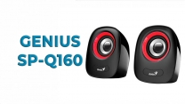 Обзор компактных колонок GENIUS SP-Q160