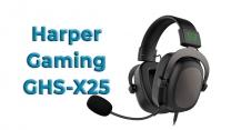 Комфортные игровые наушники Harper Gaming GHS-X25