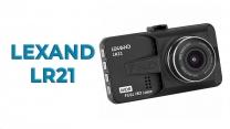 Обзор автомобильного видеорегистратора LEXAND LR21