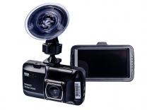 Обзор автомобильного двухканального видеорегистратора Lexand LR250 Dual