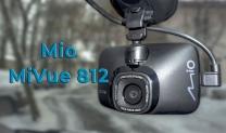 Видеорегистратор Mio MiVue 812, gps