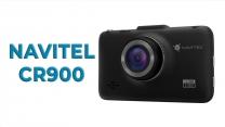 Обзор регистратора NAVITEL CR900