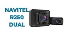 Обзор FullHD двухканального видеорегистратора NAVITEL R250 DUAL
