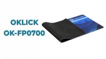 Обзор на коврик для мыши OKLICK OK-FP0700