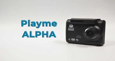 Обзор автомобильного комбо-устройства Playme ALPHA